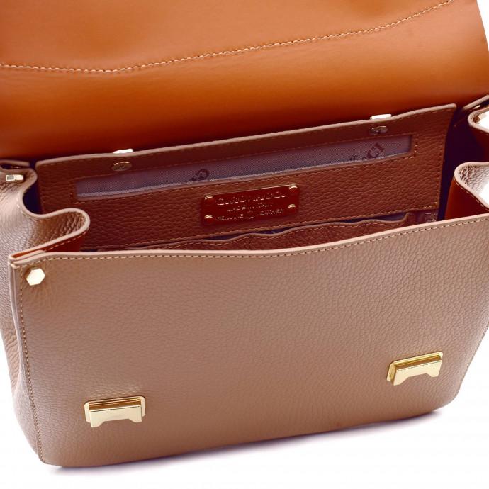 Кожаная сумка Gironacci